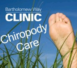 What does a chiropody appointment involve?