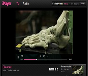 Fascinating BBC program about foot anatomy